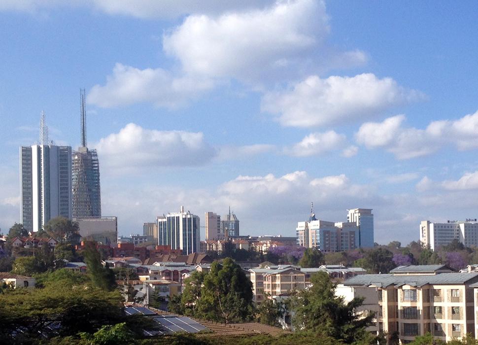 IoT Workshop in Nairobi